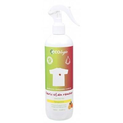 Fabric Stain Remover Tangerine 500ml - ECOLOGIC
