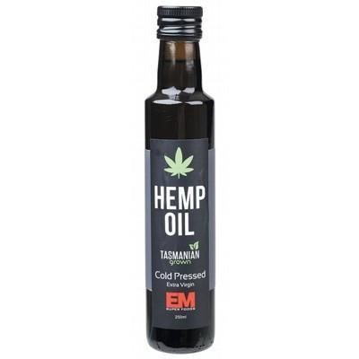 Hemp Oil 250ml - EM SUPERFOODS