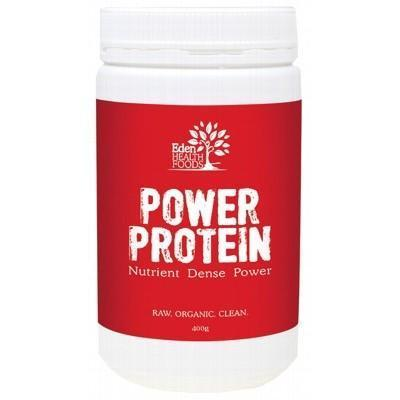 Power Protein 400g - EDEN HEALTH FOODS