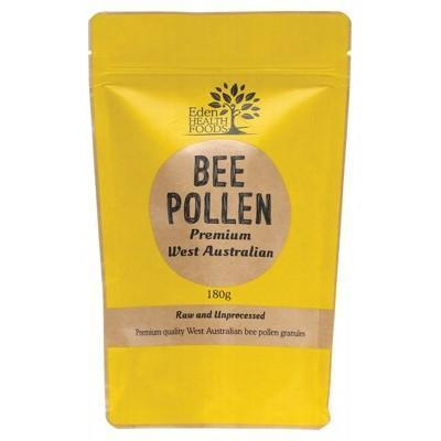 Bee Pollen 180g - EDEN HEALTH FOODS