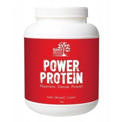 Power Protein 1kg - EDEN HEALTH FOODS