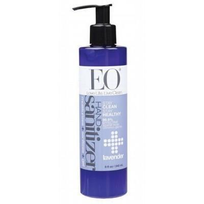 Lavender Hand Cleansing Gel 240ml - EO