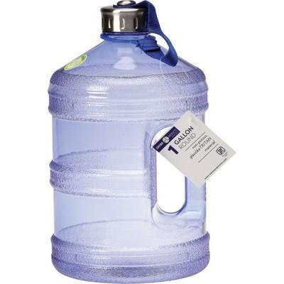 Drink Bottle - Blue 3.8L - Health Tree Australia