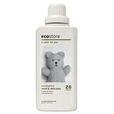 Eucl. Delicates & Wool Wash 500ml - ECOSTORE