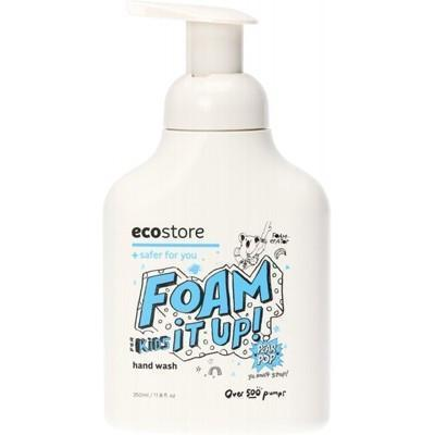 Kids Hand Wash Pear Pop 350ml - ECOSTORE