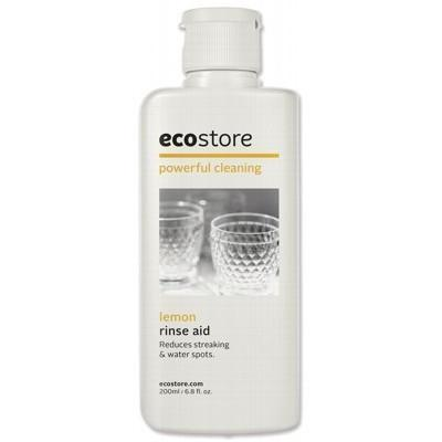 Lemon Dish Rinse 200ml - ECOSTORE