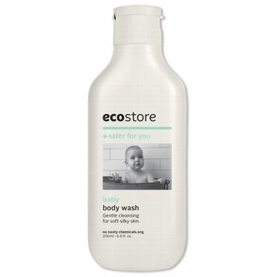 Baby Body Wash 200ml - ECOSTORE