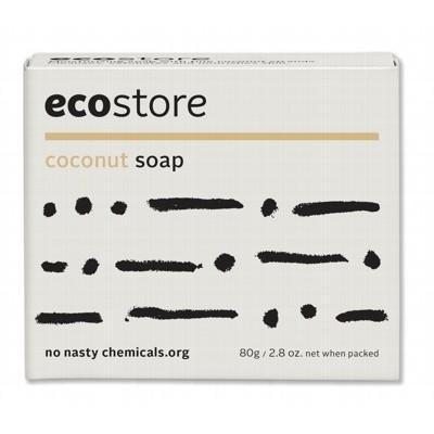 Coconut Soap 80g - ECOSTORE