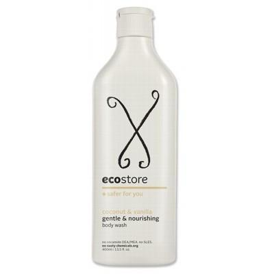 Coconut Body Wash 400ml - ECOSTORE