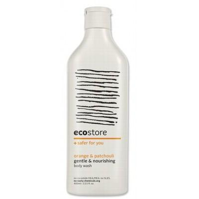Orange Body Wash 400ml - ECOSTORE