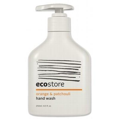 Orange Hand Wash 250ml - ECOSTORE