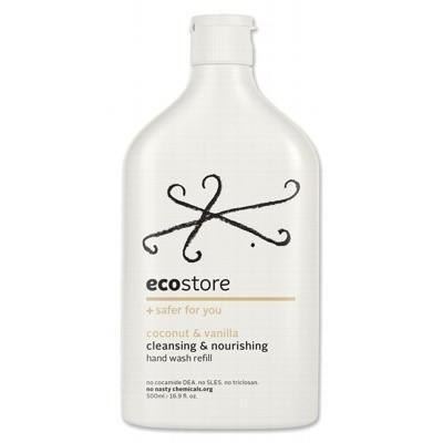 Coconut Hand Wash Refill 500ml - ECOSTORE