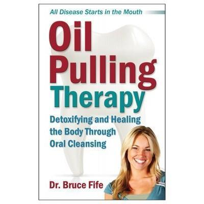 Oil Pulling Therapy - BOOK