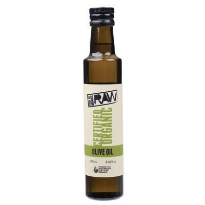 Olive Oil 250ml - EVERY BIT ORGANIC RAW