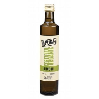 Olive Oil 500ml - EVERY BIT ORGANIC RAW