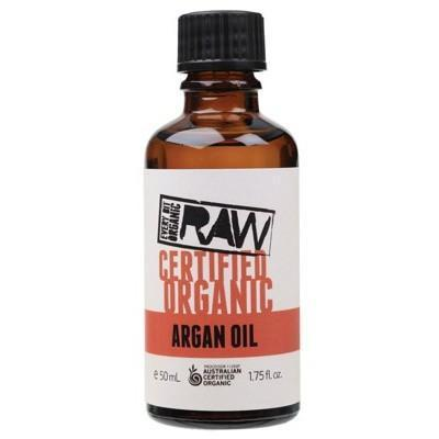 Argan Oil 50ml - EVERY BIT ORGANIC RAW