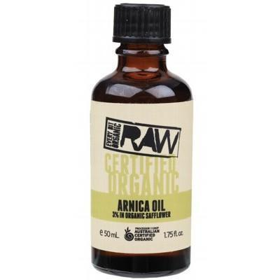 Arnica Oil 50ml - EVERY BIT ORGANIC RAW