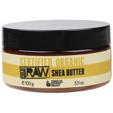 Shea Butter 100g - EVERY BIT ORGANIC RAW