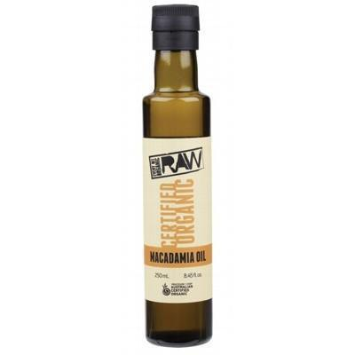 Macadamia Oil 250ml - EVERY BIT ORGANIC RAW