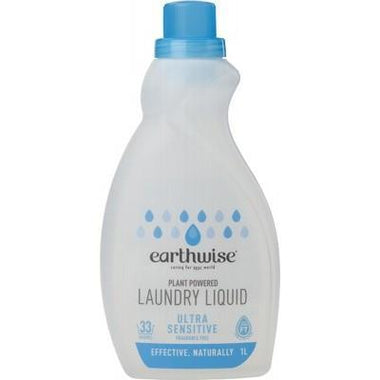 F/free Laundry Liquid 1L - EARTHWISE