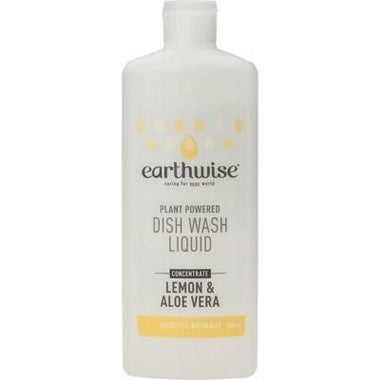 Lemon Dish Wash Liquid 500ml - EARTHWISE