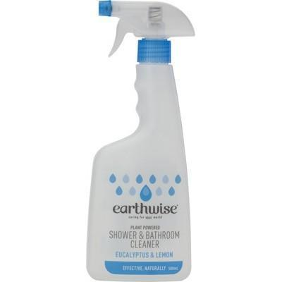 Lemon Shower Cleaner 500ml - EARTHWISE