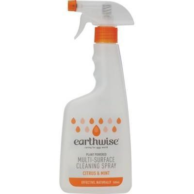 Citrus Spray Cleaner 500ml - EARTHWISE