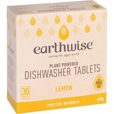 Lem. Dishwasher Tablets 30 tabs - EARTHWISE