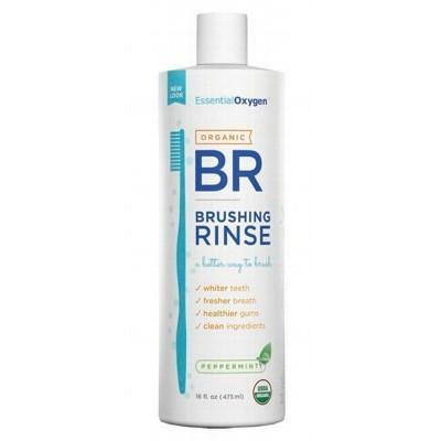 P/mint Brushing Rinse 473ml - ESSENTIAL OXYGEN