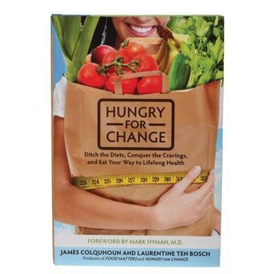 Hungry For Change (BOOK) - FOOD MATTERS