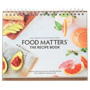 Food Matters - The Recipe Book - BOOK