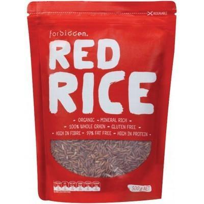 Red Rice 500g - FORBIDDEN