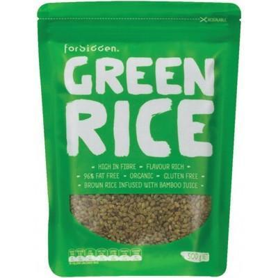 Green Rice 500g - FORBIDDEN