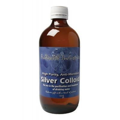 Silver Colloid 500ml - FULHEALTH