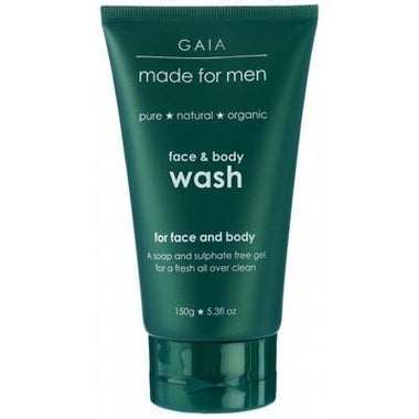 Face & Body Wash 150g - GAIA MADE FOR MEN