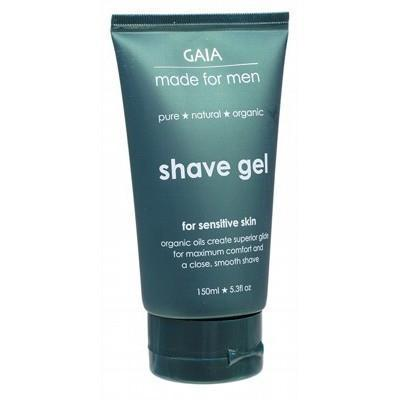 Shave Gel 150g - GAIA MADE FOR MEN