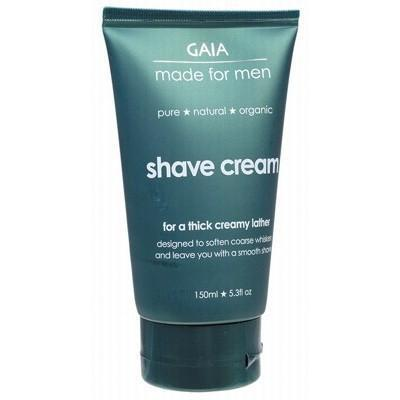 Shave Cream 150ml - GAIA MADE FOR MEN