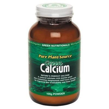 Green Calcium Powder 100g - GREEN NUTRITIONALS