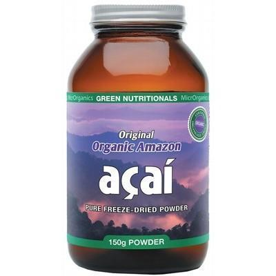 Acai Powder 150g - GREEN NUTRITIONALS