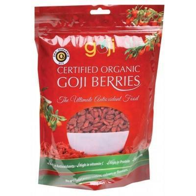 Goji Berries 500g - NATURALLY GOJI