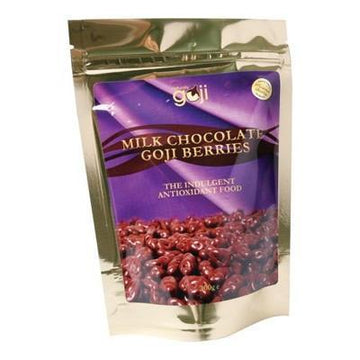 Milk Choc Goji Berries 300g