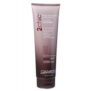 Keratin Conditioner 250ml - GIOVANNI