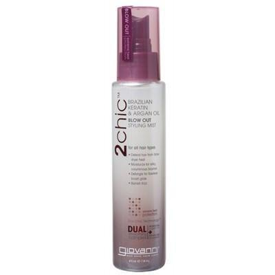 Keratin Styling Mist Blow Out 118ml - GIOVANNI