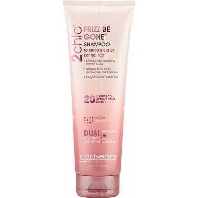 Frizz Be Gone Shampoo 250ml - GIOVANNI