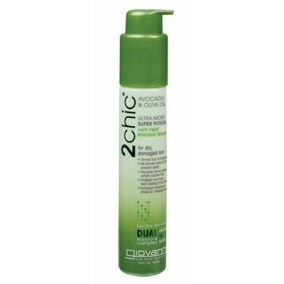 Avocado Anti-frizz Serum 53ml - GIOVANNI