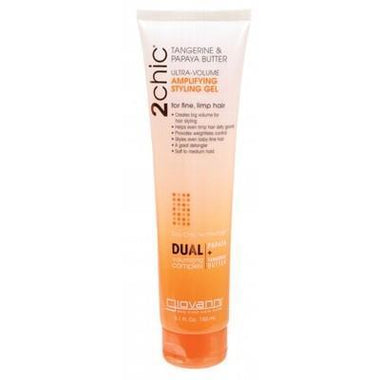 Tangerine Volume Gel 150ml - GIOVANNI