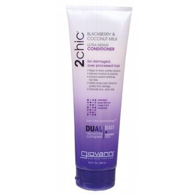 Blackberry Conditioner 250ml - GIOVANNI