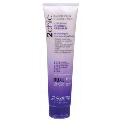 Blackberry Hair Mask 150ml - GIOVANNI