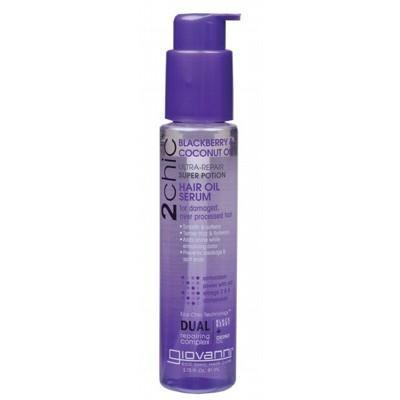 Blackberry Hair Serum 81ml - GIOVANNI
