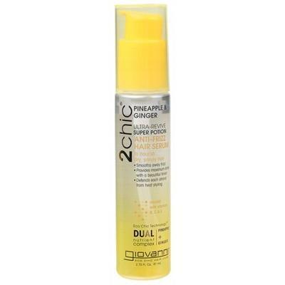 Pine. Ginger Anti-Frizz Serum 81ml - GIOVANNI